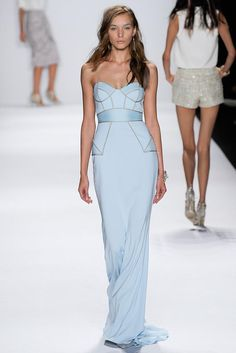 REPIN this Badgley Mischka look and it could be yours to rent next season on Rent the Runway! #RTRxNYFW