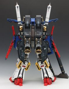 [3rd Team Zeonic 72/60 project] 1/60 ZZ GUNDAM