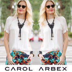 Produção comfy para o dia de hoje! - www.carolarbex.com