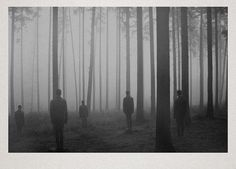 The Ghostly Landscapes Of Photographer Martin Vlach Evoke Mystery And Emotion