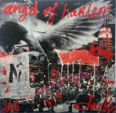 Jack Liemburg - Angel of Harlem