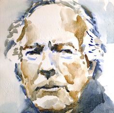 Thomas Bernhard watercolor on canvas Watercolor Canvas, Watercolors, Mount Rushmore, Artwork, Nature, Pictures, Art Work, Photos, Work Of Art