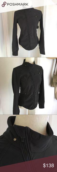 I just added this listing on Poshmark: Lululemon Rare Black Jacket Size 6. #shopmycloset #poshmark #fashion #shopping #style #forsale #lululemon athletica #Jackets & Blazers