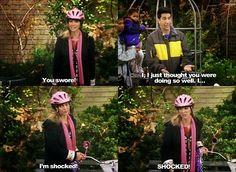 phoebe friends bike quotes - Buscar con Google