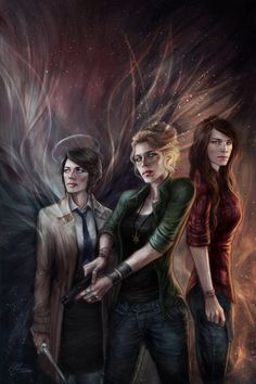 A supernatural genderbend that actually stays true to the characters Supernatural Fans, Supernatural Wallpaper, Supernatural Tattoo, Destiel, Rule 63, Gender Swap, Disney Fan Art, Superwholock, Art Pictures