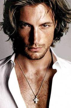 Gabriel Aubry ~ Male Models