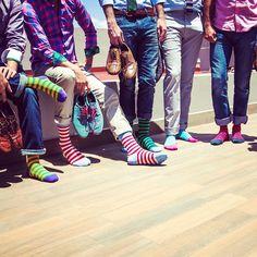 Skinny socks by: www.treinta-tres.com