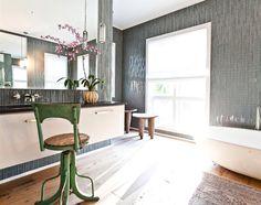 shine bright like a diamond 💎💎 #cortneybishopdesign #cbdbeachcontemporary #masterbath #masterbathroom #bathroomdesign #bathroomdetails #bathroomdecor #tilewall #tilelove #tilestyle #tilecrush #ihavethisthingwithtile #floatingtub #floatingvanity #vanity #homeinspo #homedesign #homeinspiration #instadesign #instadecor #interiors #interiordesign #interiordetails #interiorinspo #isleofpalms #charleston