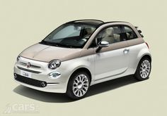 Fiat 500-60th is a limited run of just 250 convertible Fiat 500s in the UK paying homage to the original 500, 60 yrs after it launched. Costs from £19,240