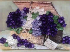 k Silk Art, Hanukkah, Floral Wreath, Projects To Try, Wreaths, Turquoise, Quilts, Drawings, Flowers