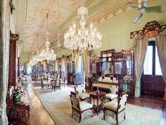 Taj Falaknuma Palace Jade Room