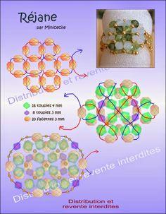 www.miscreacionesconabalorios.es: 5 ideas para hacer anillos.