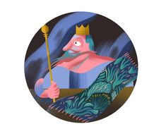 King designed by Peter Ličko. King Design, Silver Spring, Show And Tell, Illustration, Architecture, Children, Instagram, Arquitetura, Young Children