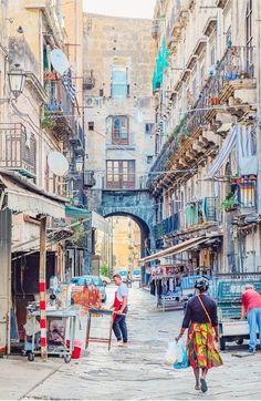 Il cuore di Palermo