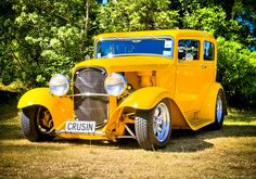 Ford Tudor Hot Rod by Phil 'motography' Clark, via fineartamerica.com