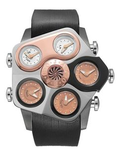 Jacob & Co. Grand Five Time Zone Watch, 47mm