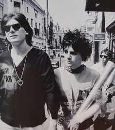 ♥ Richey and Nicky ♥ Richey Edwards, I Miss Him, Cool Bands, Twins, Writer, Interview, Glamour, Street, Tired