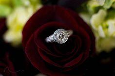 vintage engagement ring www.nadyafurnari.com