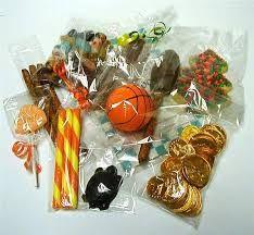 Christmas Cookies, Christmas Holidays, Candy Bar Bags, Cellophane Gift Bags, Candy Cookies, Candy Wrappers, Fabric Strips, Gift Baskets, Wedding Favors