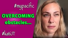 Overcoming obstacles! #mypacific #katijt Journal Topics, Overcoming Obstacles, Hobbies And Interests, Creative Journal, Documentary, How To Get, The Documentary, Documentaries
