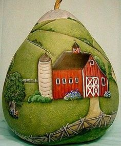Gourds Birdhouse, Birdhouses, Painted Gourds, Painted Rocks, Gourd Crafts, Gourd Art, Felt Art, Wood Carving, Holiday Gifts