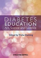 Diabetes education : art, science, and evidence