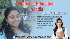 women and education in india