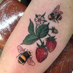 """skindeeptales: """"Harriet Tattoo """""""