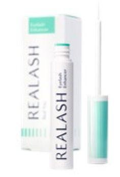 REALASH Wimpernserum Test