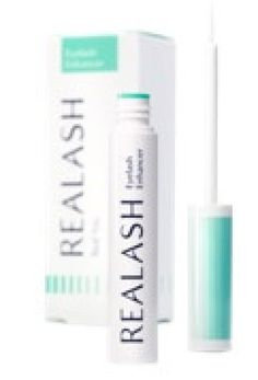 REALASH Wimpernserum Test