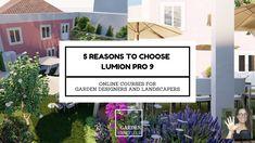 5 Features that make Lumion Amazing! Music Happy, Make A Change, New Model, Dream Garden, Amazing Gardens, Happy Life, Online Courses, Garden Tools, Garden Design