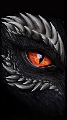 dragon eye by TatianaMakeeva on DeviantArt Dragon Fantasy Myth Mythical Mystical Legend Dragons Wings Sword Sorcery Magic Eye
