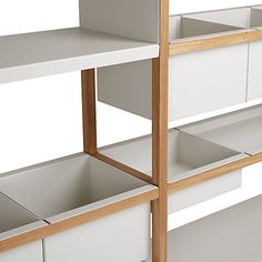 Buy Case Lap Tall 2m Shelving Unit (Plus V2 Extension Kit) Online at johnlewis.com