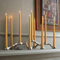 velas Modern Candles And Candle Holders - page 2 Modern Candles, Shabbat Candles, Pillar Candles, Big Candles, Gold Candles, White Candles, Candelabra, Candlesticks, Houses