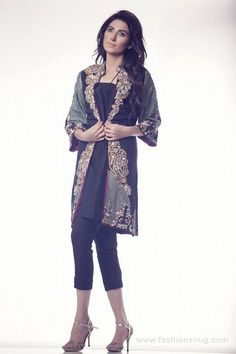 Ayesha Somaya Fall Winter Collection 2014 In Stores