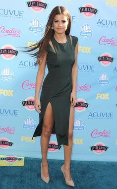 Selena Gomez // Cushnie et Ochs // 2013 Teen Choice Awards