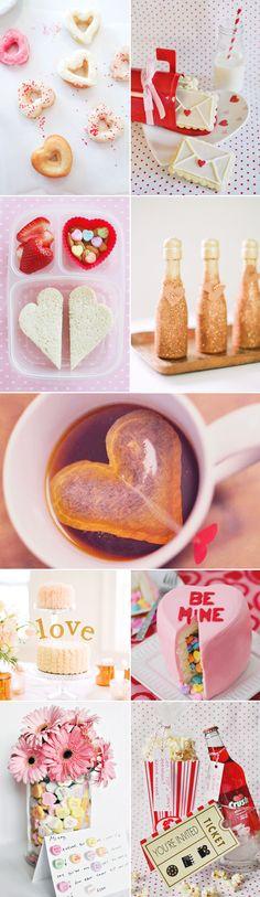 """30 Creative Ways to say """"I Love You"""" – DIY Handmade Valentine's Day Ideas! Sweet Treats"""
