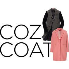 """coazy coats"" by jelena-peranic on Polyvore"