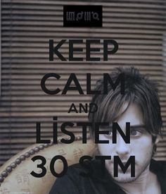 keep calm and listen to 30 stm, jared leto