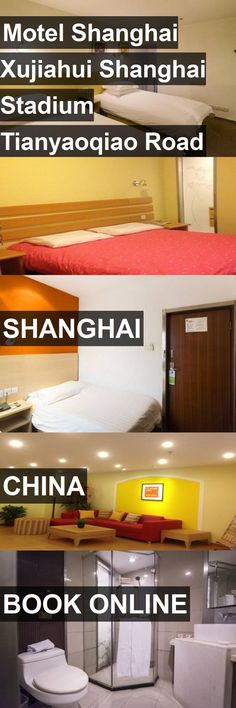 Hotel Motel Shanghai Xujiahui Shanghai Stadium Tianyaoqiao Road in Shanghai, China. For more information, photos, reviews and best prices please follow the link. #China #Shanghai #travel #vacation #hotel