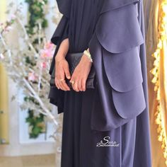 All black#abaya#modestfashion