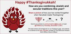 Happy #Thanksgivukkah!