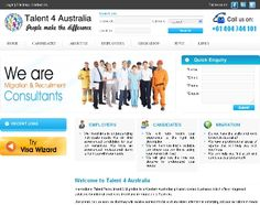 Talent4australia.com Talent4australia.com is a #career/job portal for #recruiters and #jobseekers. Recruiters post relevant jobs using the ...