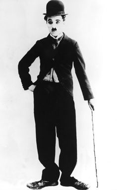 """Sir Charles Spencer """"Charlie"""" Chaplin The Gold Rush, City Lights, Modern Times, and The Great Dictator"""