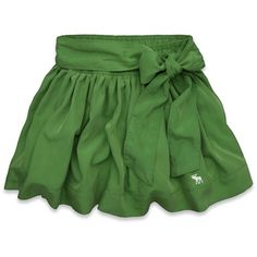 Abercrombie & Fitch Dessa (74 BRL) ❤ liked on Polyvore featuring skirts, mini skirts, bottoms, green, saias, mini skirt, green mini skirt, embroidered mini skirt, abercrombie fitch skirt and embroidered skirt