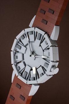LEGO Watch The Esquire 10: Ball Watch #lego #legoWatch #Watch #BallWatch #EsquireWatch #Ball #Esquire #toy #toys