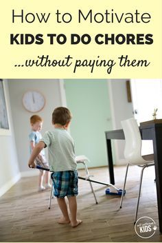 Paying kids for chores doesn't always work and some research suggests it could do more harm than good. So what does work? Find out here! - How to Motivate Kids to Do Chores (without paying them!) Paying kids for chor Parenting Articles, Parenting Books, Kids And Parenting, Parenting Ideas, Parenting Issues, Peaceful Parenting, Gentle Parenting, Age Appropriate Chores, Chores For Kids