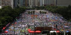 The glaring contradictions of Hong Kong's anti-Occupy movement