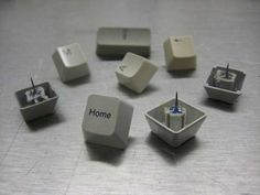 Go to Instructables for the key to pinning.