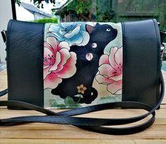 @la_fabrik_de_lutinette sur Instagram: J'ai enfin trouvé un projet pour ce magnifique tissu japonais 😍😍😍 Un joli petit sac à main où on y glisse juste ce qu'il faut !!!! Si ce…